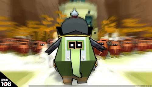 [Preview PGW] Hero 108 Online