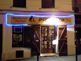 Le resto El Picaflor