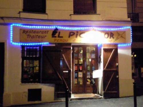 [Critique Resto] El Picaflor, le resto péruvien à ne pas manquer