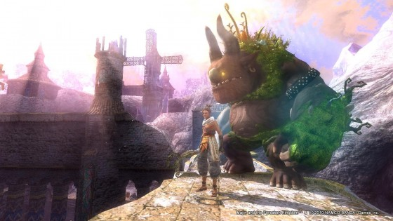 [Concours Xbox360] Majin and the forsaken kingdom