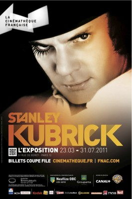 [Critique Expo] Stanley Kubrick, l'exposition