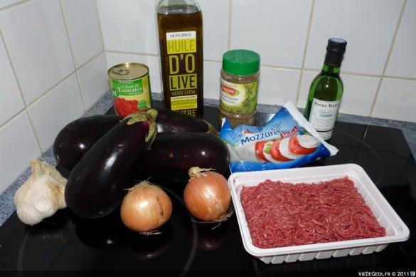 [Vie de gourmand] La moussaka