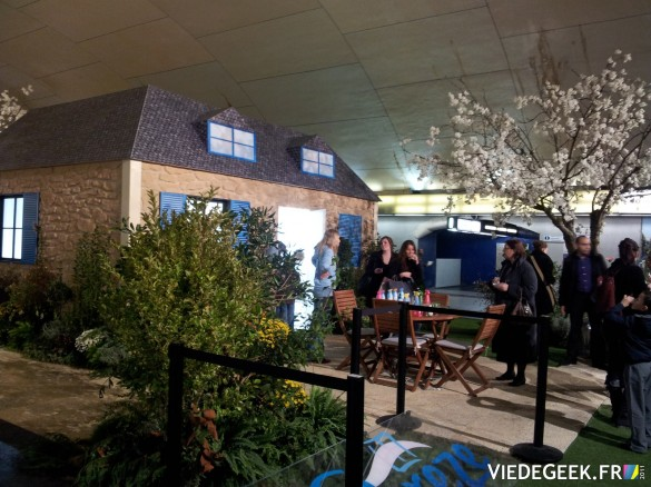 [Expo] Le jardin olfactif Febreze