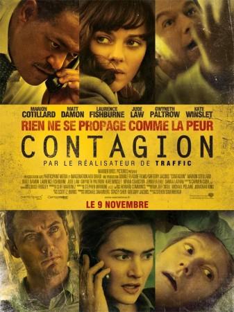 [Critique ciné] Contagion