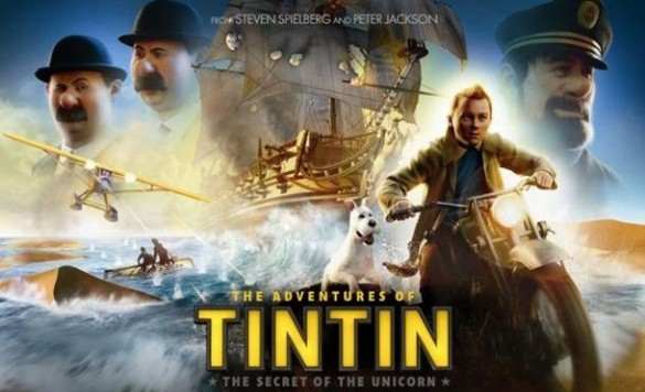 [Critique Ciné] Les aventures de Tintin: le secret de la Licorne