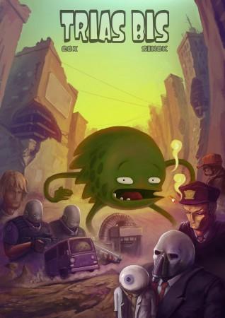 [Critique BD] Trias Bis by Gox