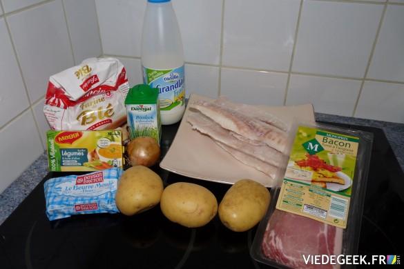 [Vie de Gourmand] La soupe de poisson made in US