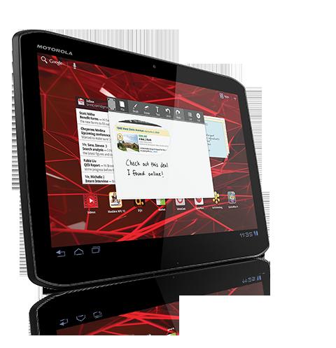 [Test extrême] Motorola Xoom 2 une tablette 10 pouces sous Android 3.2