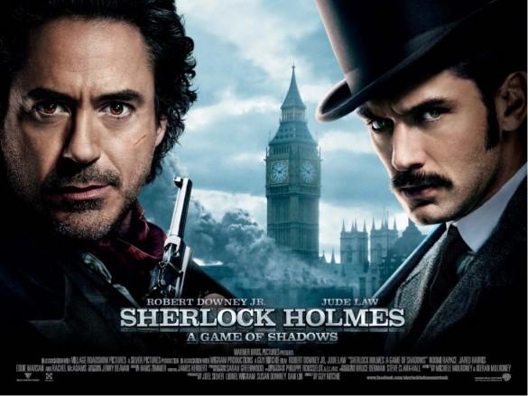[Critique Ciné] Sherlock Holmes – Jeu d'ombres