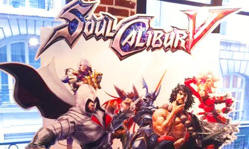 [Evénement] Soul Calibur 5 : le retour de la légende de l'épée