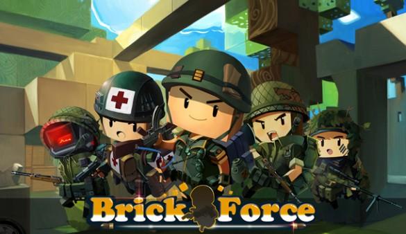 [Concours] 20 clés pour la bêta ouverte de  Brick Force !