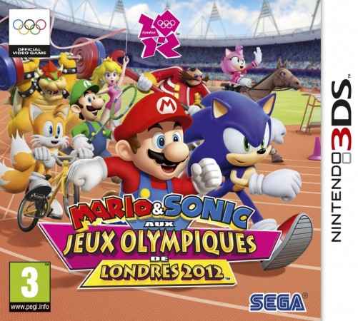[3DS] Test de  Mario & Sonic aux Jeux Olympiques de Londres 2012