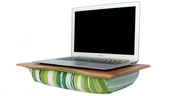 geek home laptopper le coussin pour ordinateur. Black Bedroom Furniture Sets. Home Design Ideas