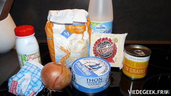 [Vie de Gourmand] Les cocottes de thon gratinées
