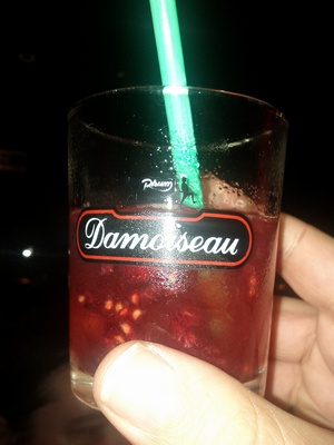 Hips rhum damoiseau degustation actu for Cocktail a base de rhum