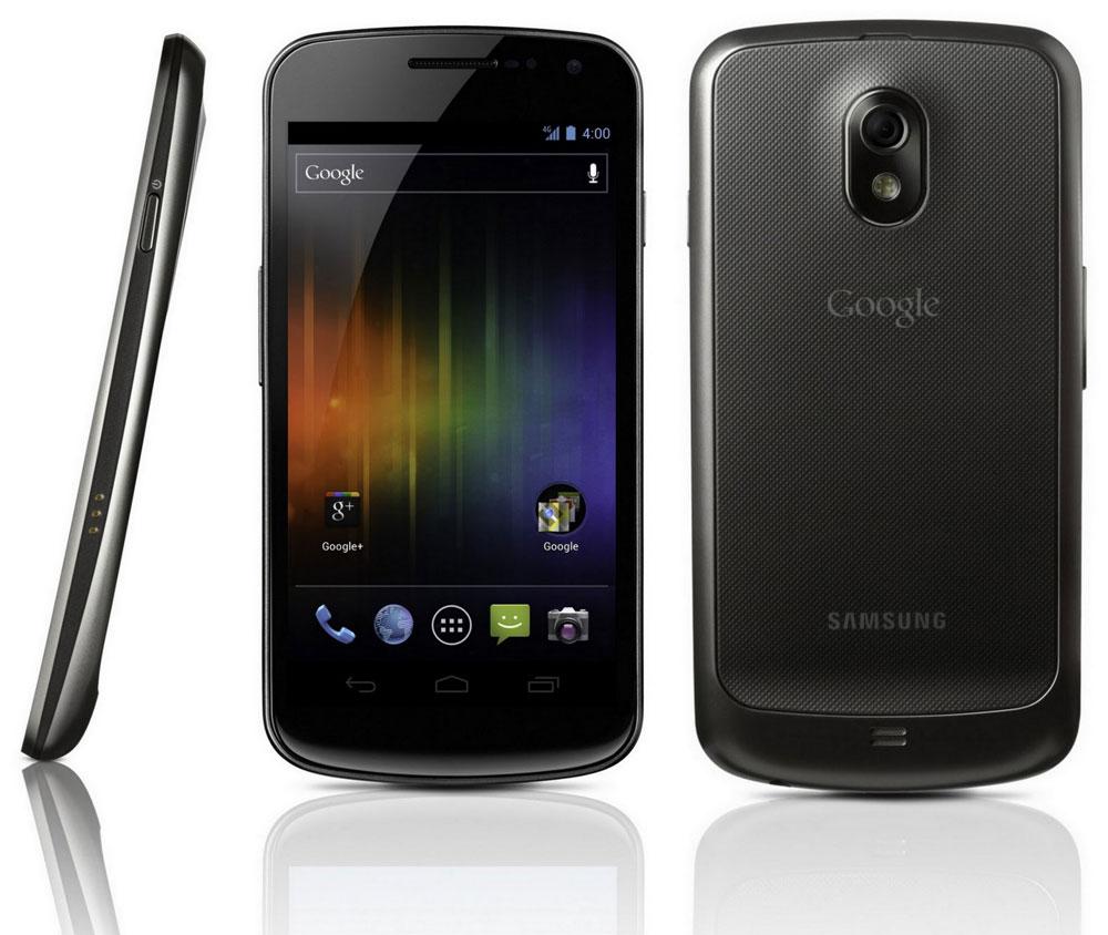 Samsung Galaxy Nexus - le smartphone Android de référence en 2012