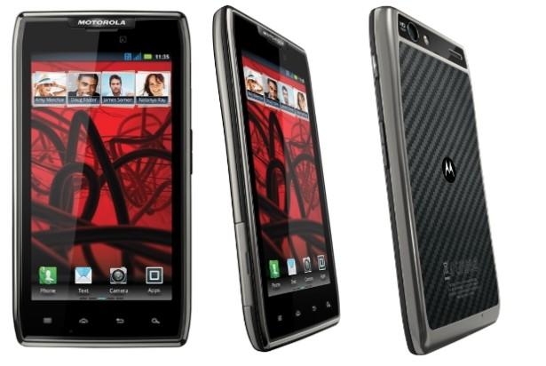 Motorola RAZR Maxx pour une autonomie maxximuum
