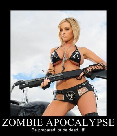 Les zombies ça peut ne pas être effrayant..