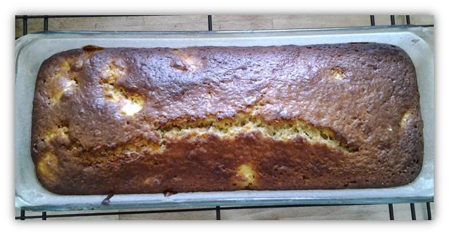 Gâteau aux pêches2