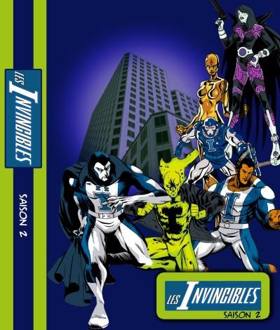 Invincibles comics