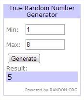 RANDOM.ORG - True Random Number Service - Google Chrome