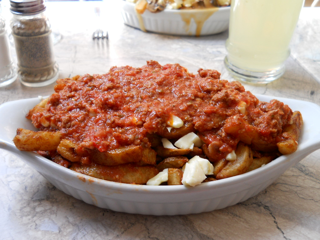 poutine italienne