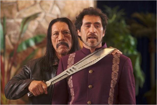 Machete Kills et Danny Trejo dans ton ciné le 02 octobre 2013