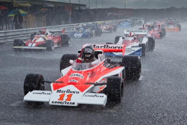 Rush - on dit souvent que les départs en F1 sont impressionnants