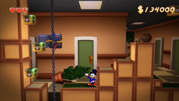 le seul gros défaut du jeu les décord en 3D