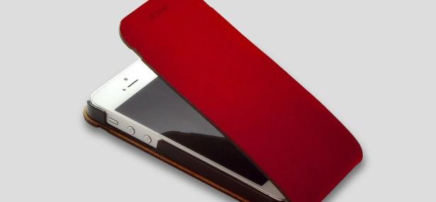 Housse pour iPhone De Telmo en cuir tanné