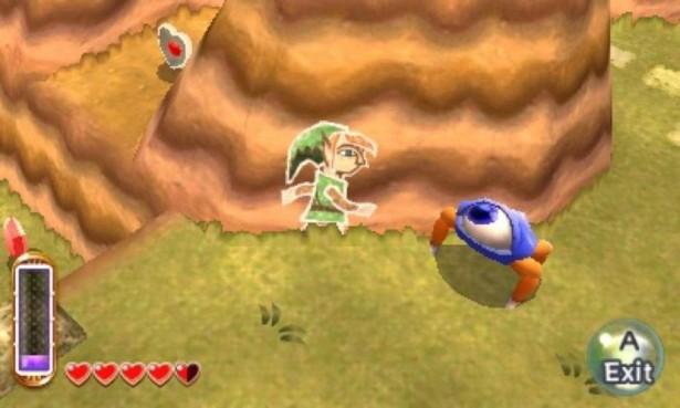 Le nouveau pouvoir de Link en action