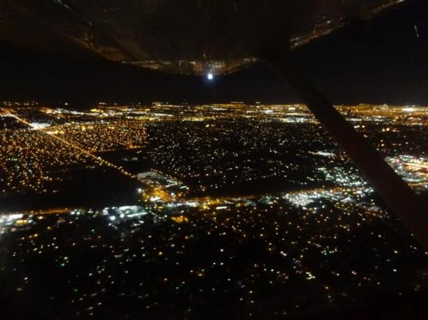 Miami de nuit c'est magnifique