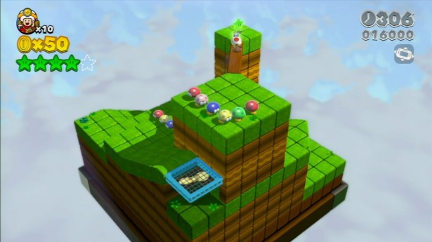 """Les niveaux """"toad"""""""