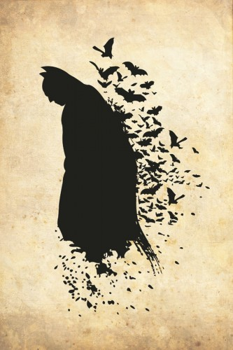 Batman © Marcus Mok