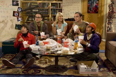[Série] LA série Geek : The Big Bang Theory