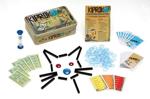 [Party Game] Kiproko, du dessin sans dessin!