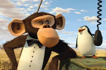 [Ciné] Madagascar 2 ,  le film d'animation marrant !
