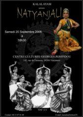 [Danse] Spectacle de danse Indienne : Natyanjali