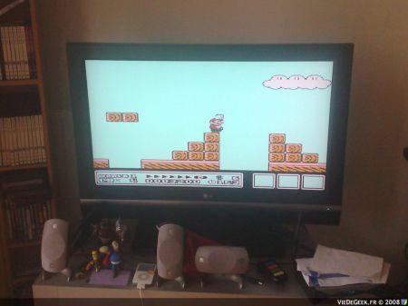 Emulation d'un jeu Nintendo sur PS3