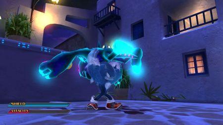 [Test Xbox 360] Sonic Unleashed, mais butez le moi ce loup garou !