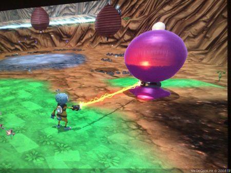 [Test Xbox 360] The Maw , le blob qui mange tout sur le XBLA
