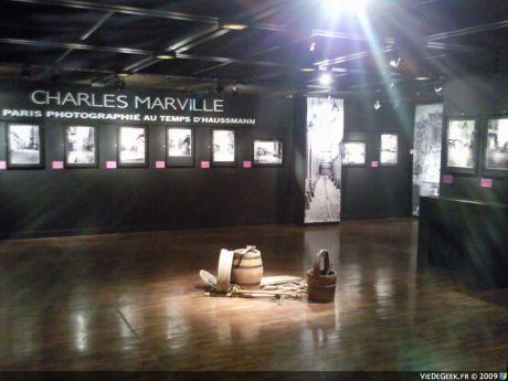 Expo: Paris photographié au temps d'Hausmann