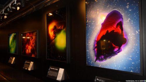 """Exposition """"Astronomie Gastronomie"""""""