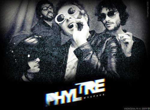 [Concert] Phyltre au Panic Room le 12 décembre