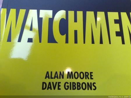 [Comics] Watchmen, le roman graphique qui a inspiré le film !