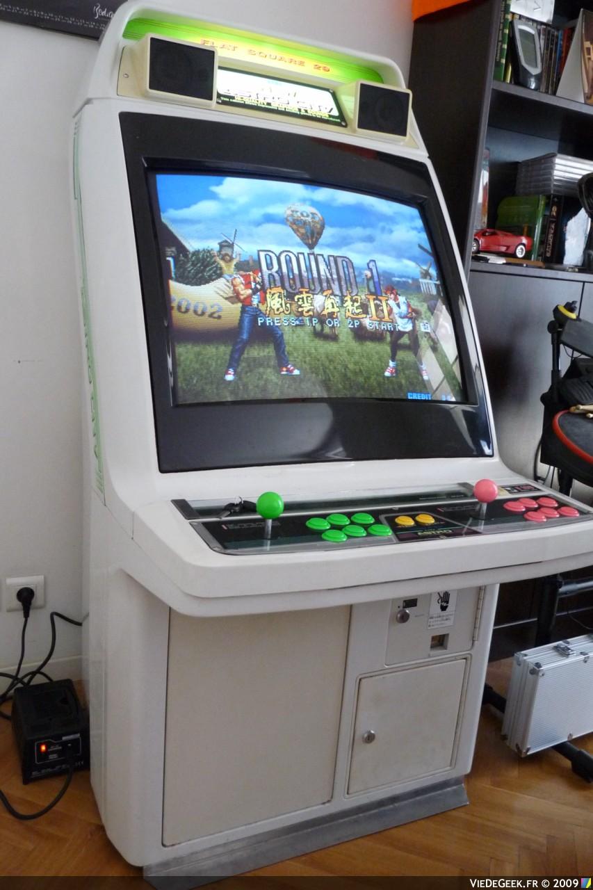 borne arcade 3000 in 1