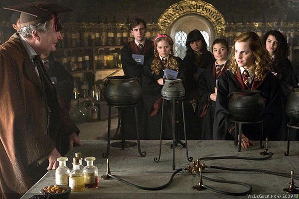 Harry Potter (6) et le Prince de sang mêlé