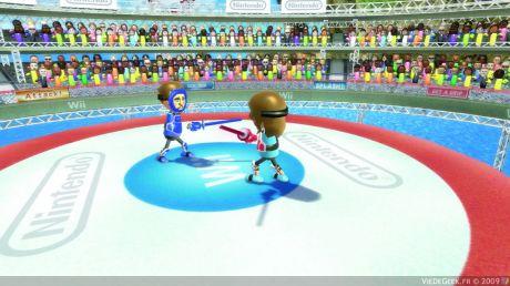 [Preview] Wii Sports Resort avec le motion plus