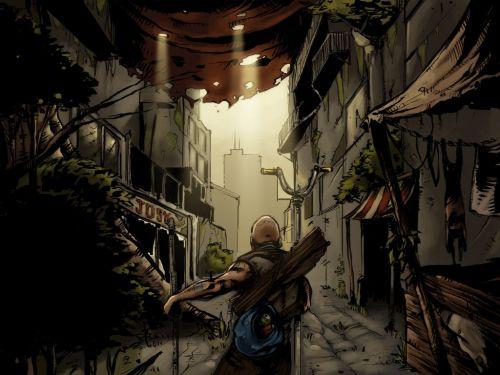 Leelh, le MMORPG post apocalyptique français !