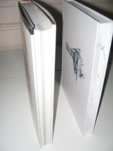 [Déballage] Final Fantasy XIII, le coffret et le guide collector